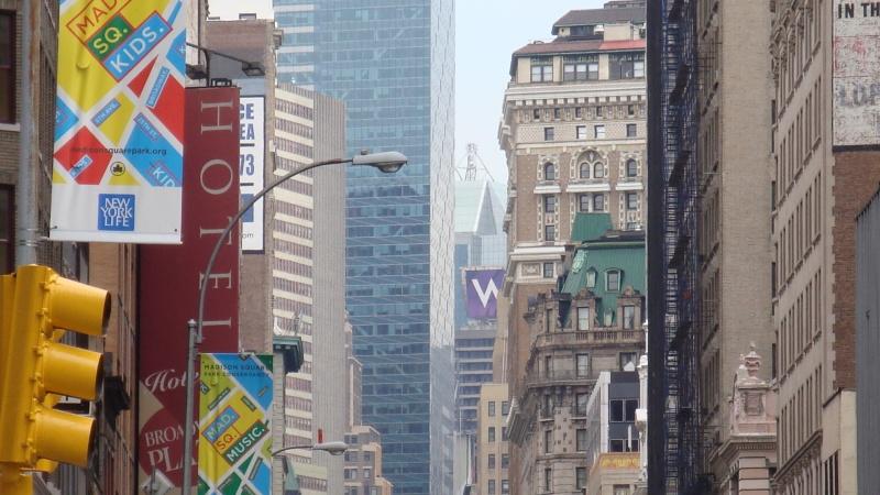 ManhattanVirtualOffice Neighborhood Broadway