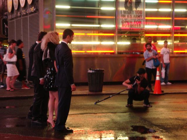 Photo Shoot - Times Square