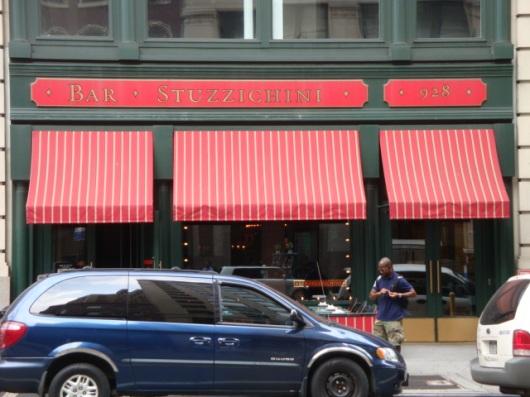 Manhattan Virtual Office Lunch Recommendation Bar Stuzzichini