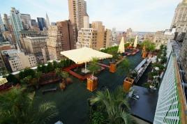 Manhattan Virtual Office Neighbor 230 Fifth Rooftop Garden