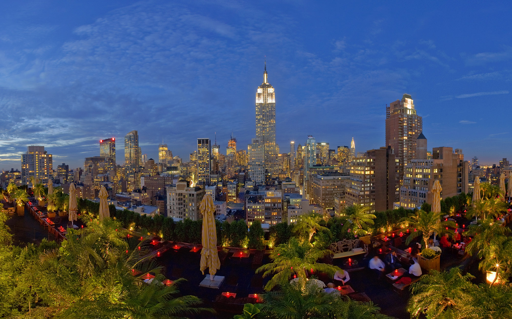 Recommendation: 230 Fifth Rooftop Garden & Penthouse ...