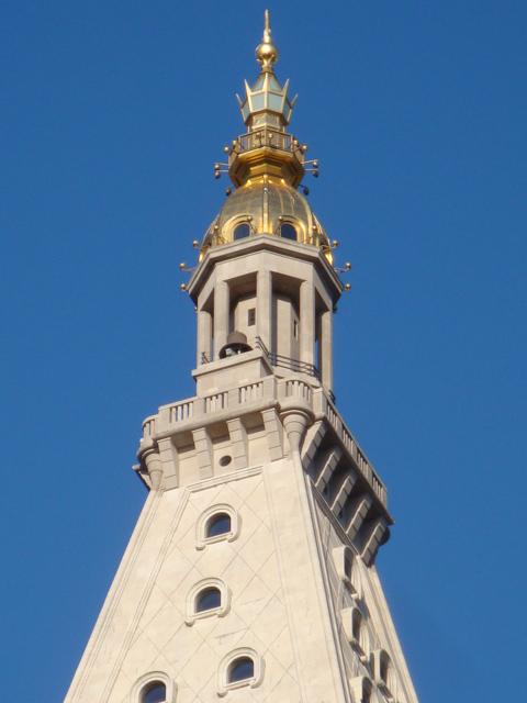 Met Life Tower near ManhattanVirtualOffice