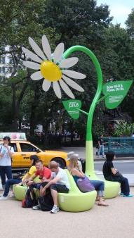 Solar Flowers near VH International Business Solutions
