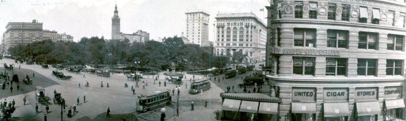 Manhattan Virtual Office Neighborhood from 1909