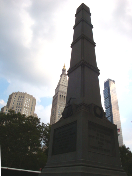 Worth Monument Manhattan Virtual Office