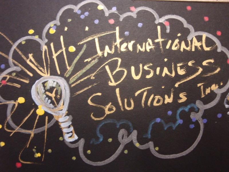 VH International Business Solutions Artwork