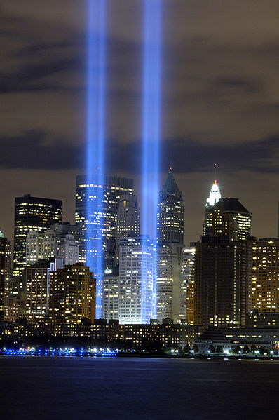 WTC Towers of Light
