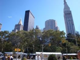 Madison Square Market at Madison Square Park