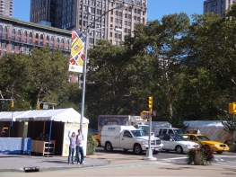 Madison Square Market Setup
