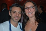 Meatball lover and John DeLucie from The Waverly Inn