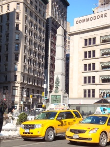 Around the Neighborhood - Worth Square from  Madison Square Park