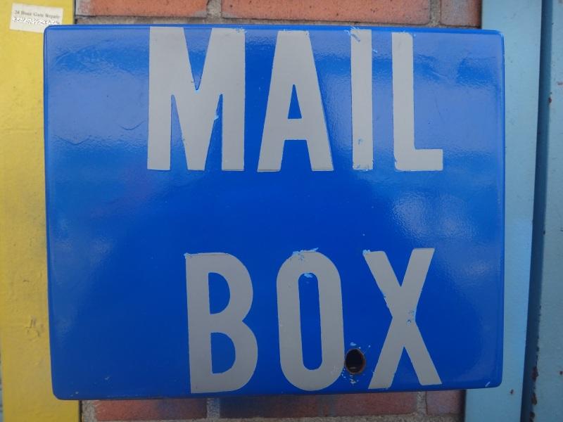 A Mailbox is NOT an Office